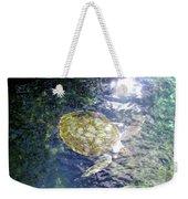 Turtle Water Glide Weekender Tote Bag