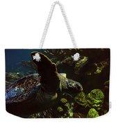 Turtle Wave Weekender Tote Bag