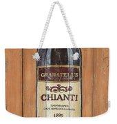 Tuscan Chianti 2 Weekender Tote Bag