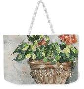 Tuscan Floral Weekender Tote Bag