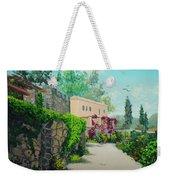Tuscan Landscape Weekender Tote Bag