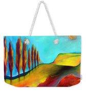 Tuscan Sentinels Weekender Tote Bag