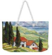 Tuscan Villas Weekender Tote Bag