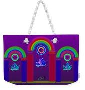 Tuscan Violet Weekender Tote Bag