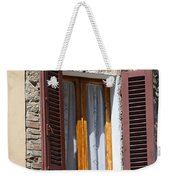 Tuscan Window And Laundry Weekender Tote Bag