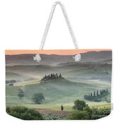Tuscany Weekender Tote Bag by Tuscany
