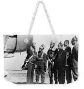 Tuskegee Airmen, 1942 Weekender Tote Bag