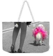 Tutu Cute Weekender Tote Bag