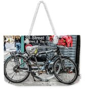 Twenty Eight Street Weekender Tote Bag