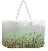 Twigs In Mist Weekender Tote Bag