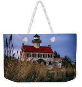 Twilight At East Point Weekender Tote Bag