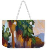 Twilight At Indian Canyons  Weekender Tote Bag