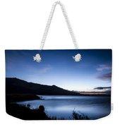Twilight At Klondike Lake Weekender Tote Bag