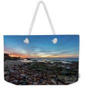 Twilight At La Jolla Cove Weekender Tote Bag