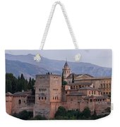 Twilight At The Alhambra Weekender Tote Bag