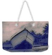 Twilight Boat  Weekender Tote Bag