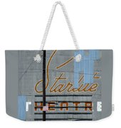 Twilight For Starlite Weekender Tote Bag