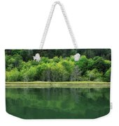 Twilight Glow Weekender Tote Bag