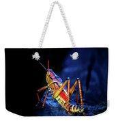 Twilight Grasshopper Weekender Tote Bag