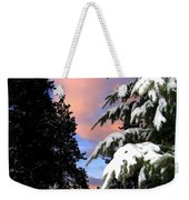 Twilight Hour Weekender Tote Bag
