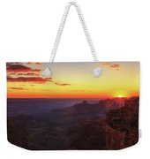 Twilight In The Canyon Weekender Tote Bag