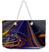 Twilight Journey Weekender Tote Bag