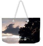 Twilight Landscape Weekender Tote Bag