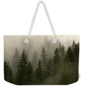 Twilight Mist Weekender Tote Bag