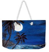Twilight On The Bay Weekender Tote Bag