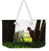 Twilight On The Farm Weekender Tote Bag