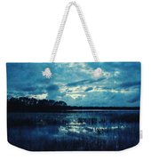 Twilight On The Lake Weekender Tote Bag