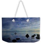 Twilight Paddle  Weekender Tote Bag