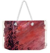 Twilight Rose Weekender Tote Bag