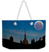 Twilight Time In The City Weekender Tote Bag