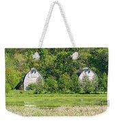 Twin Barns In Spring Weekender Tote Bag