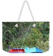 Twin Boats Bella Coola Bc Weekender Tote Bag