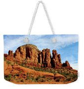 Twin Buttes Sedona Az Hbn2 Weekender Tote Bag