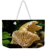 Twin Cantharellus Weekender Tote Bag