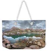 Twin Lakes - Weminuche Wilderness - Colorado Weekender Tote Bag