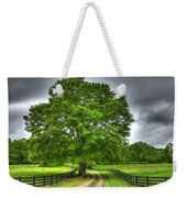 Twin Oaks Drive Southern Living Weekender Tote Bag
