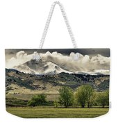 Twin Peaks Hang-in Color Weekender Tote Bag