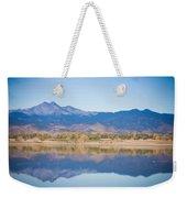 Twin Peaks Reflection Weekender Tote Bag