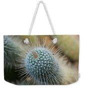 Twin Spined Cactus Weekender Tote Bag