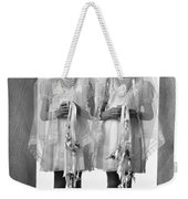 Twins First Communion 2 Weekender Tote Bag