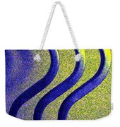 Twist And Shout   Weekender Tote Bag