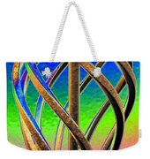 Twist And Shout 2 Weekender Tote Bag
