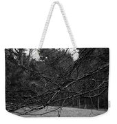 Twisted And Wet Weekender Tote Bag