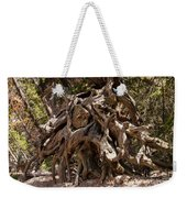 Twisted Around A Rock Weekender Tote Bag