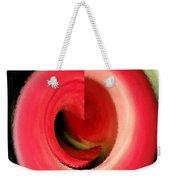 Twisted Calla Weekender Tote Bag