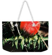 Twisted Evil Clown Portrait Weekender Tote Bag